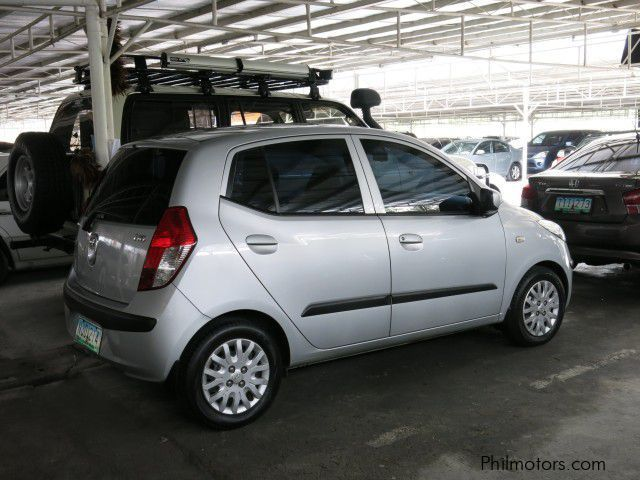 Used Hyundai I10 2009 I10 For Sale Muntinlupa City