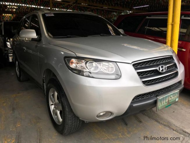 used hyundai santa fe 2009 santa fe for sale quezon city hyundai santa fe sales hyundai. Black Bedroom Furniture Sets. Home Design Ideas