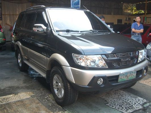 Used isuzu crosswind 2009 crosswind for sale makati city isuzu crosswind sales isuzu Motor city car sales