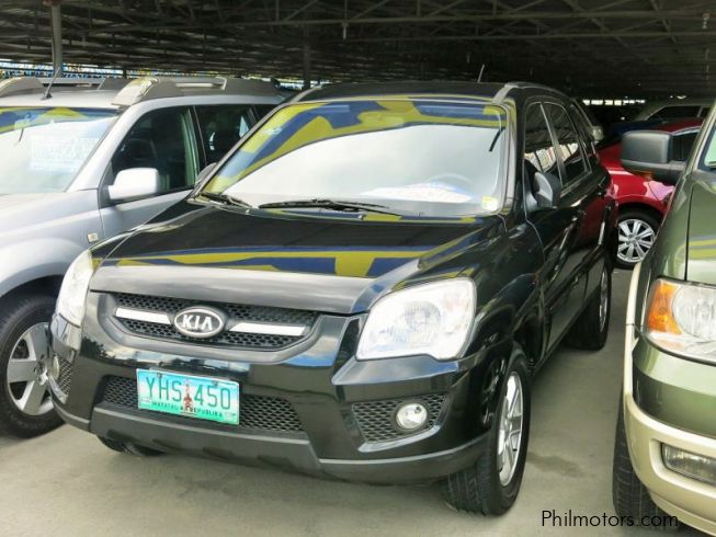Used Kia Sportage 2009 Sportage For Sale Pasay City