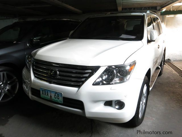 used lexus lx 570 2009 lx 570 for sale makati city. Black Bedroom Furniture Sets. Home Design Ideas