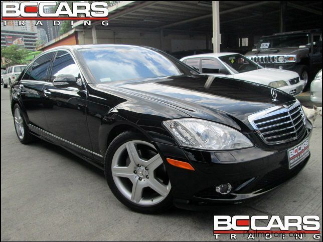 Used mercedes benz s550 2009 s550 for sale pasig city for 2009 mercedes benz s550 price