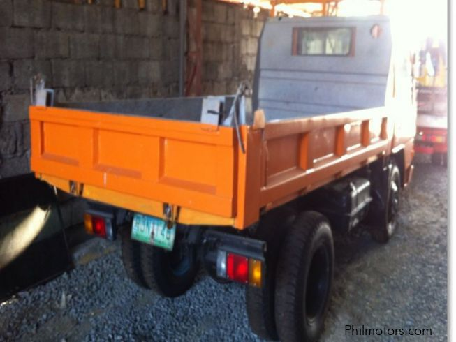 Used Mitsubishi Canter mini dump truck | 2009 Canter mini ...