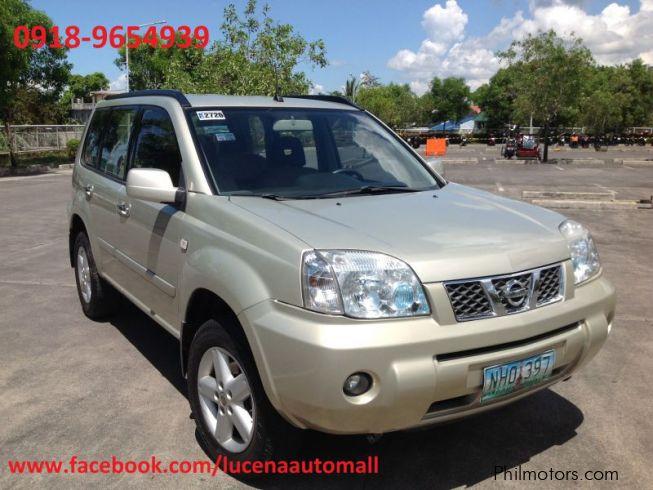 Used Nissan xtrail | 2009 xtrail for sale | Quezon Nissan ...