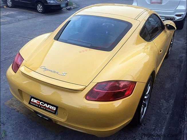 Used Porsche Cayman S 2009 Cayman S For Sale Pasig City Porsche Cayman S Sales Porsche