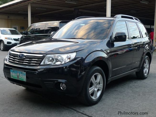 used subaru forester 2009 forester for sale. Black Bedroom Furniture Sets. Home Design Ideas