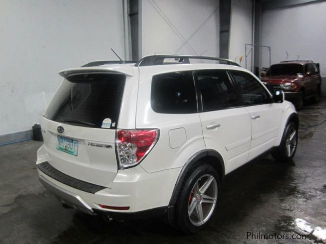 Used subaru forester 2009 forester for sale las pinas for Used subaru motors for sale