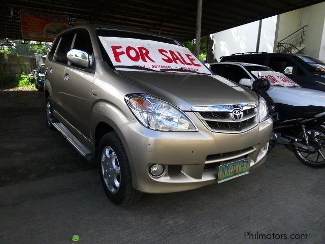 Old Cars For Sale In Philippines: 2009 Avanza For Sale