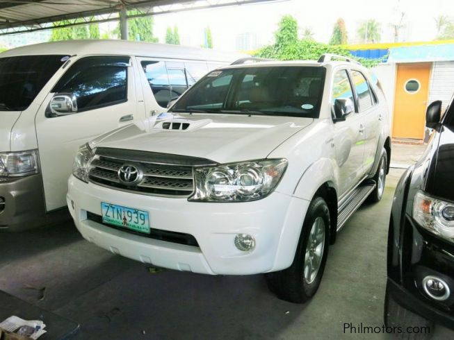 Used Toyota Fortuner 2009 Fortuner For Sale Pasay City Toyota Fortuner Sales Toyota