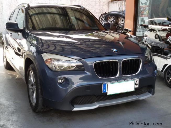 used bmw x1 2 0d 2010 x1 2 0d for sale paranaque city. Black Bedroom Furniture Sets. Home Design Ideas