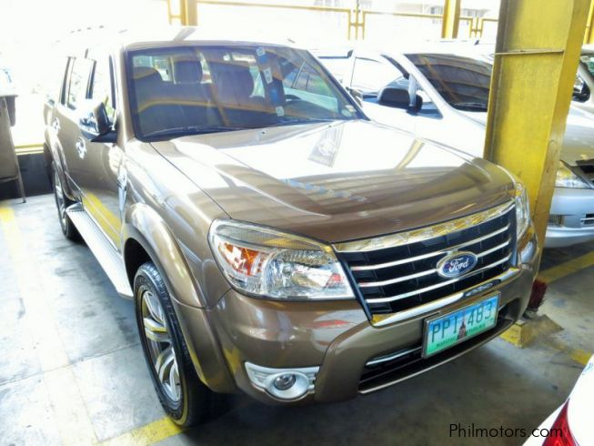 Used Ford Everest 2010 Everest For Sale Quezon City
