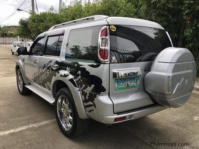 Used ford everest 2010 everest for sale caloocan city for Phil long ford used cars motor city