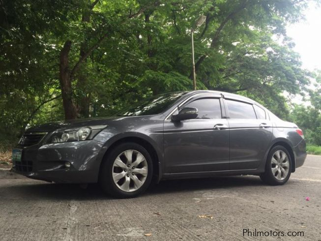 Used honda accord 2010 accord for sale paranaque city for Honda accord motors for sale