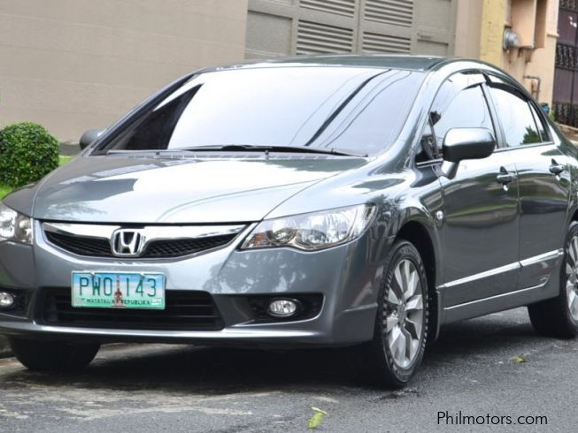 Used Honda Civic FD Facelifted | 2010 Civic FD Facelifted for sale | Quezon City Honda Civic FD ...