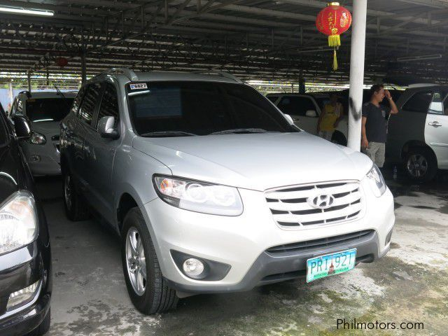 used hyundai santa fe crdi 2010 santa fe crdi for sale pasay city hyundai santa fe crdi. Black Bedroom Furniture Sets. Home Design Ideas