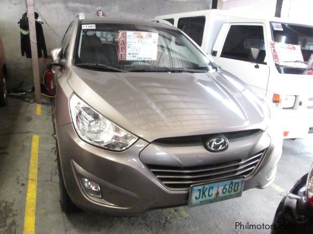 Used Hyundai Tucson 2010 Tucson For Sale Quezon City
