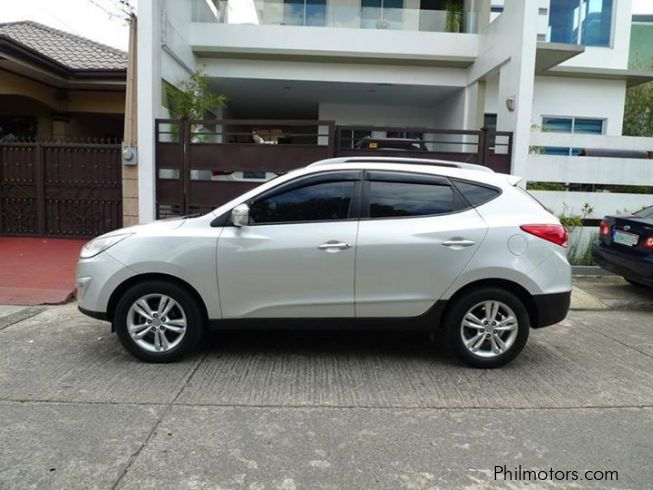 hyundai tucson philippines used hyundai tucson for sale autos post. Black Bedroom Furniture Sets. Home Design Ideas