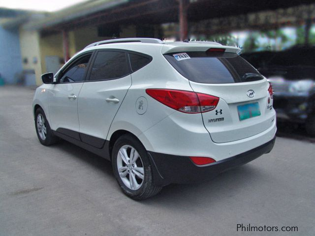 Used Hyundai Tucson 2010 Tucson For Sale Cebu Hyundai