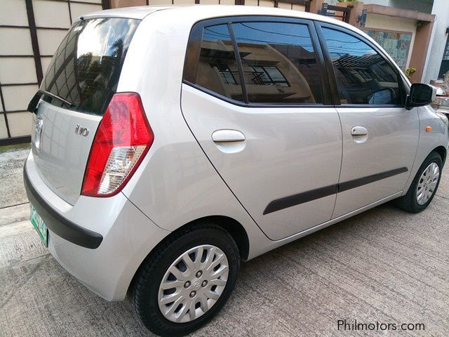 used hyundai i10 2010 i10 for sale quezon city hyundai. Black Bedroom Furniture Sets. Home Design Ideas