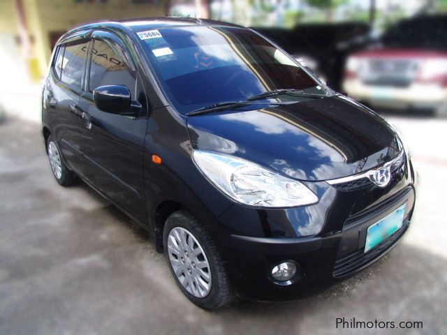 used hyundai i10 2010 i10 for sale cebu hyundai i10. Black Bedroom Furniture Sets. Home Design Ideas