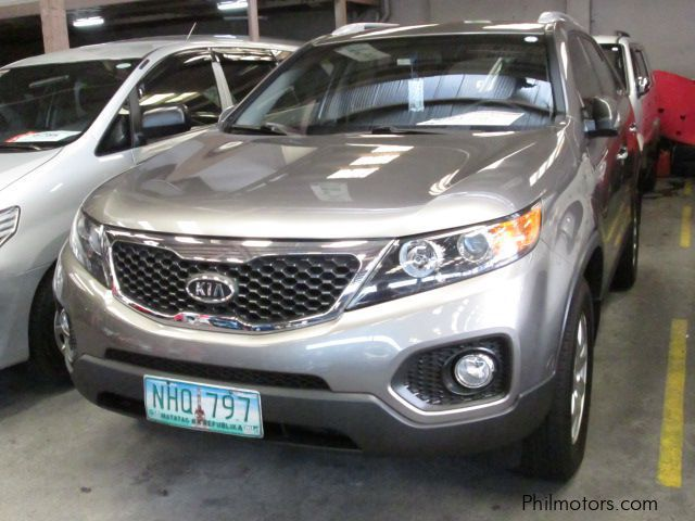 Used Kia Sorento 2010 Sorento For Sale Quezon City Kia