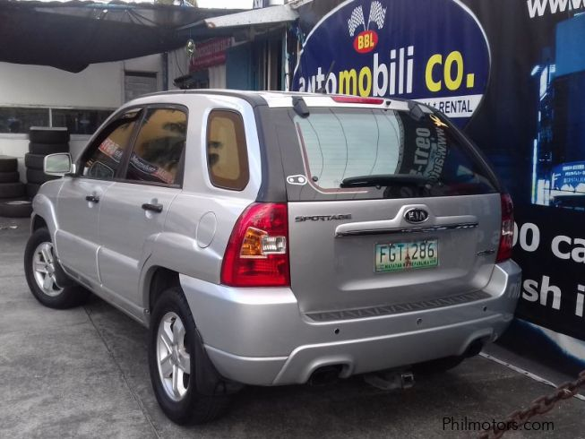 Used Kia Sportage 2010 Sportage For Sale Paranaque