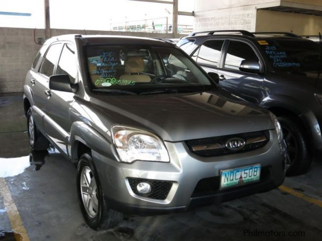 Used Kia Sportage 2010 Sportage For Sale Pasig City