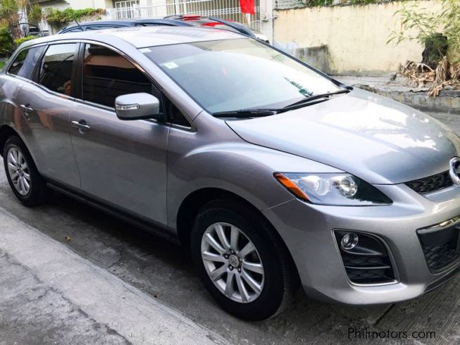 used mazda cx 7 2010 cx 7 for sale las pinas city. Black Bedroom Furniture Sets. Home Design Ideas