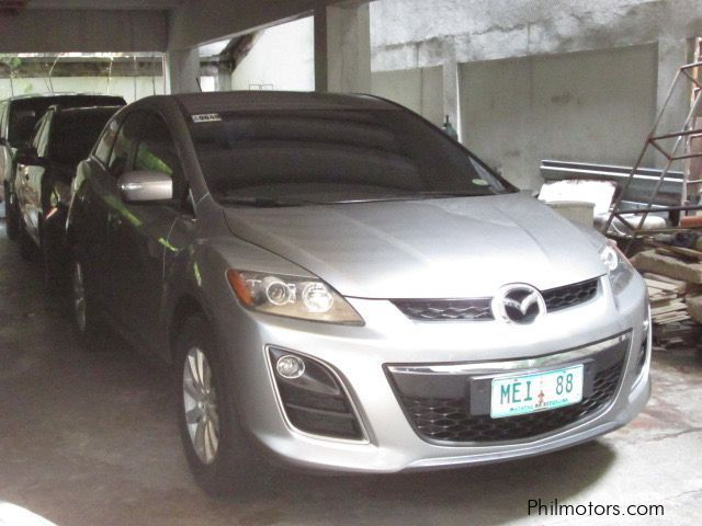 used mazda cx7 2010 cx7 for sale quezon city mazda cx7 sales mazda cx7 price 520 000. Black Bedroom Furniture Sets. Home Design Ideas