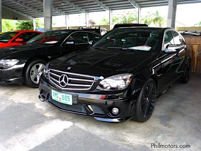 Used mercedes benz c63 amg 2010 c63 amg for sale pasig for Mercedes benz of greensboro used cars