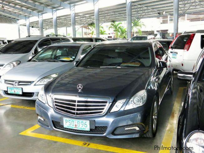 Used Mercedes Benz E300 2010 E300 For Sale Pasig City