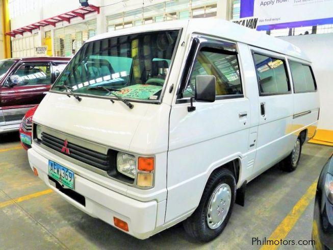4860b98f4c Used Mitsubishi L300 Versa Van