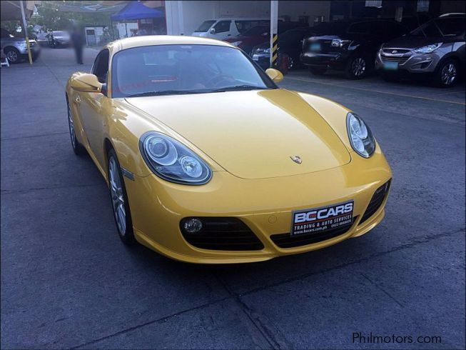 Used Porsche Cayman S 2010 Cayman S For Sale Pasig