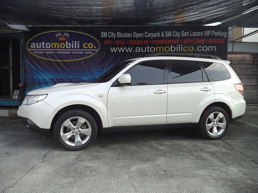 Used subaru forester 2010 forester for sale paranaque for Used subaru motors for sale