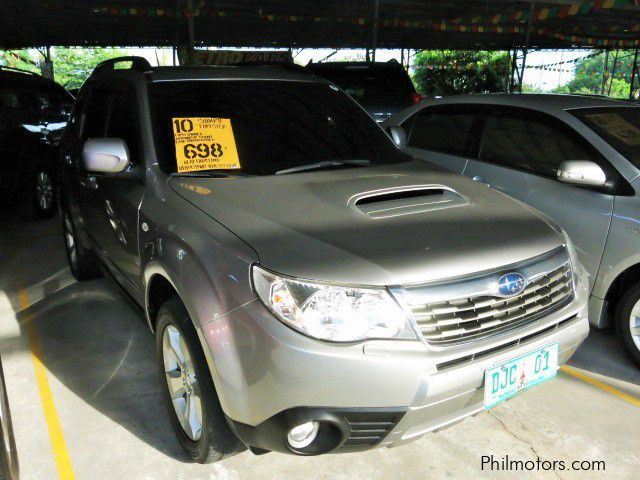 Used subaru forester 2010 forester for sale pasig city for Used subaru motors for sale