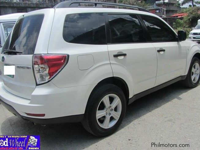 Used subaru forester 2010 forester for sale benguet for Used subaru motors for sale