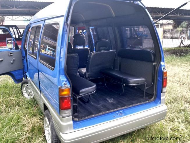 Used Suzuki Multicab van | 2010 Multicab van for sale | Cebu Suzuki Multicab van sales | Suzuki ...