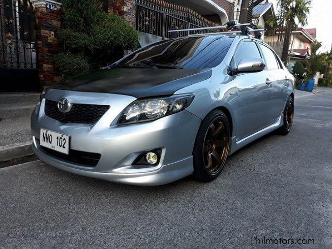Used Toyota Altis 1 6 E