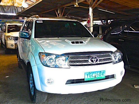 Used Toyota Fortuner   2010 Fortuner for sale   Cebu ...