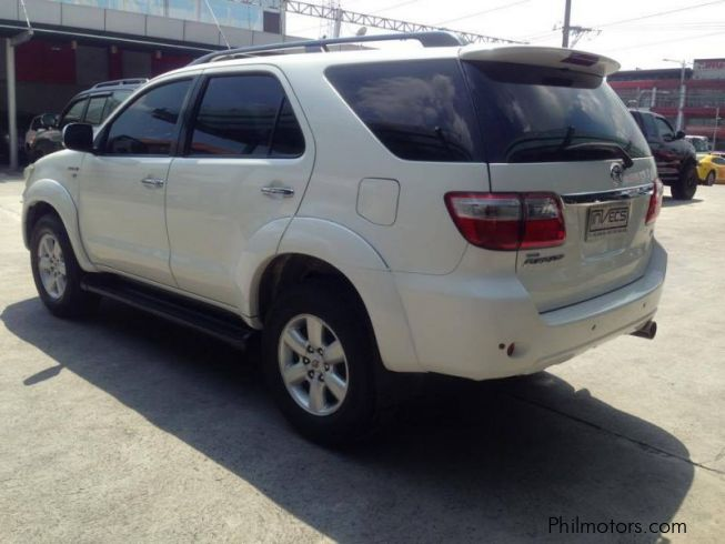 Used Toyota Fortuner V 2010 Fortuner V For Sale