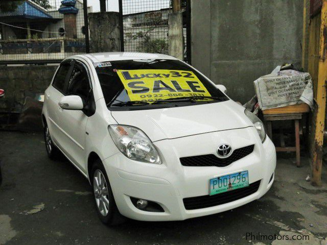 Used Toyota Yaris | 2010 Yaris for sale | Quezon City ...
