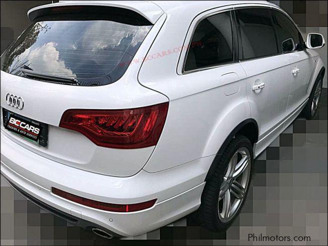 used audi q7 2011 q7 for sale pasig city audi q7 sales audi q7 price 3 350 000 used cars. Black Bedroom Furniture Sets. Home Design Ideas