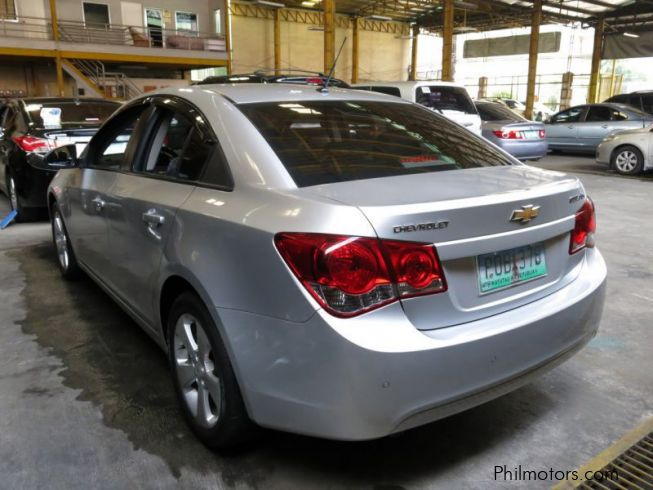 Used Chevrolet Cruze 2011 Cruze For Sale Quezon City