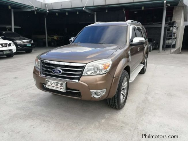 Used Ford Everest 2011 Everest For Sale Pampanga Ford