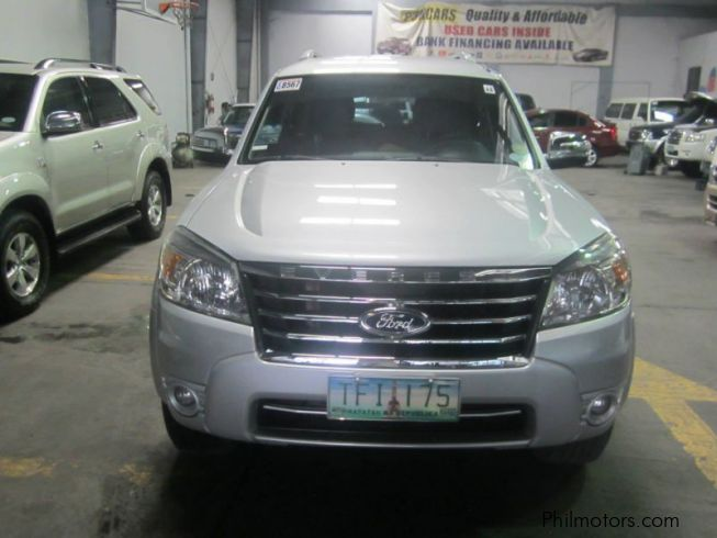 Used ford everest 2011 everest for sale las pinas city for Phil long ford used cars motor city