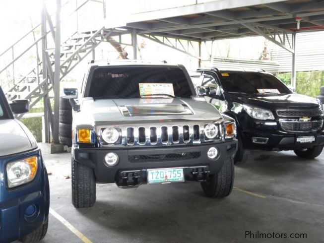 Used Hummer H3 2011 H3 For Sale Pasig City Hummer H3