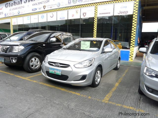 Used Hyundai Accent 2011 Accent For Sale Pasig City