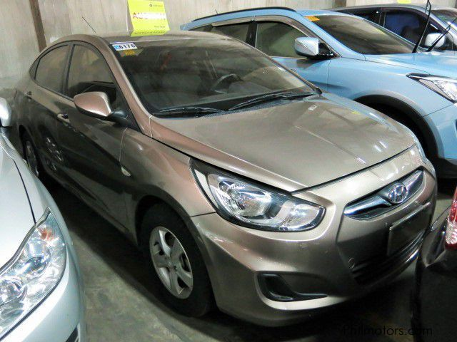Used Hyundai Accent 2011 Accent For Sale Paranaque