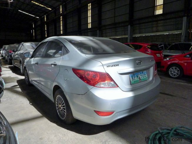 Used Hyundai Accent 2011 Accent For Sale Quezon City