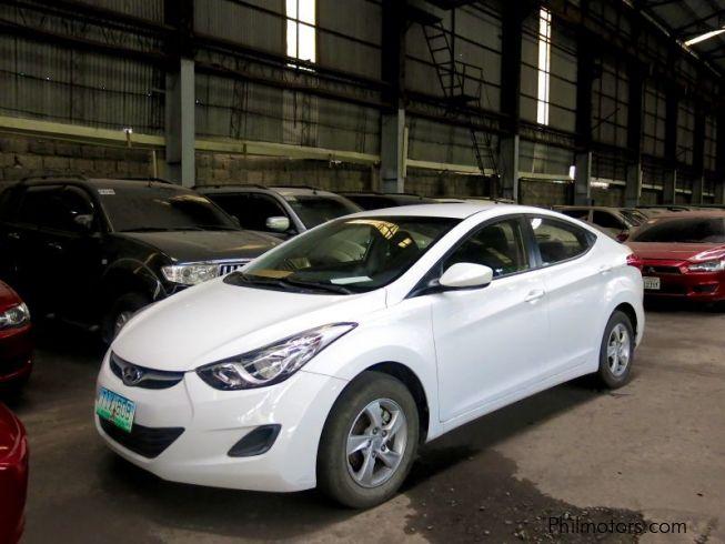 Used Hyundai Elantra Cvvt Gl 2011 Elantra Cvvt Gl For